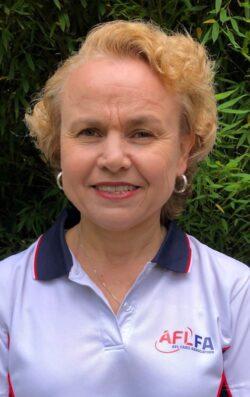 Cheryl Critchley : President & Media Officer