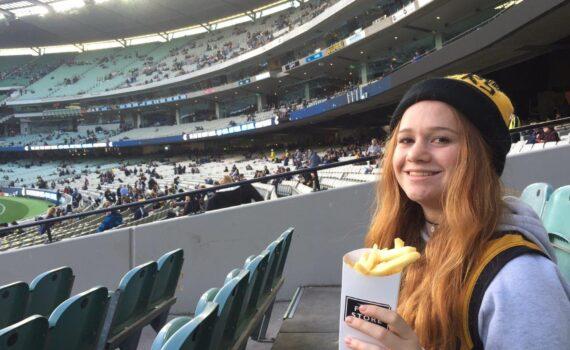 2015 Carlton v Richmond $4 chips