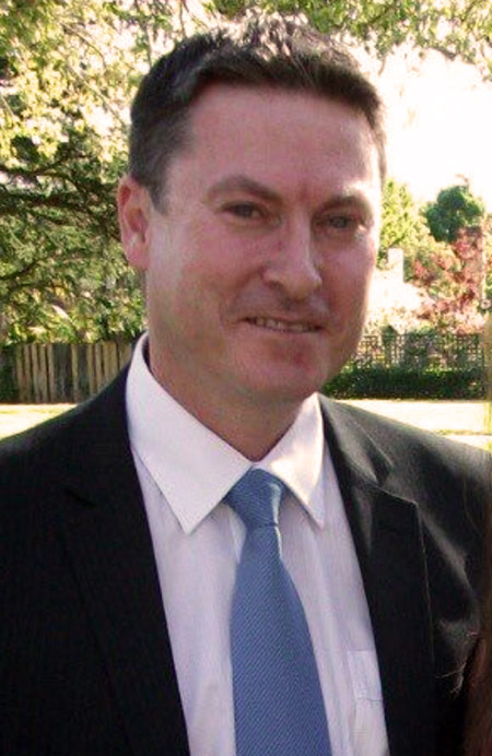 Justin Leckie : State rep - South Australia